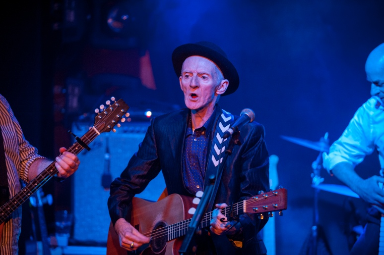 Pogues Guitarist Phil Chevron dies at 56 following a long battle with cancer